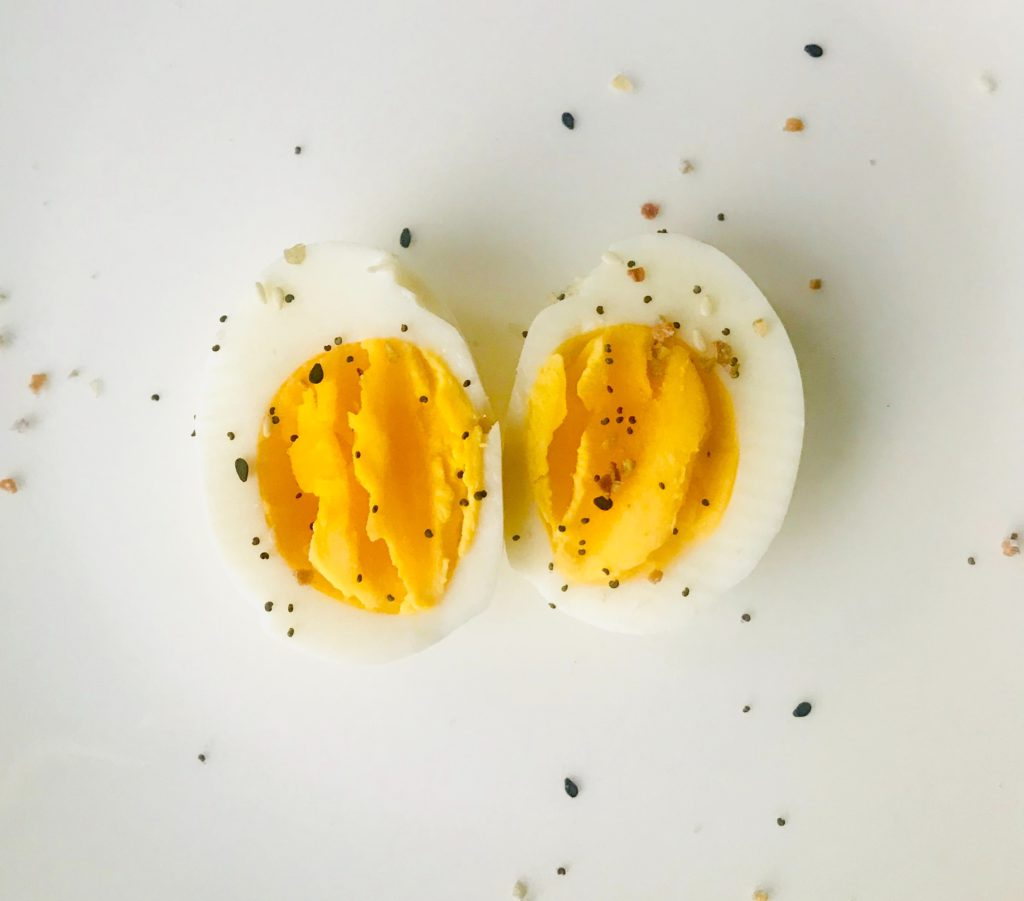 boiled egg keto