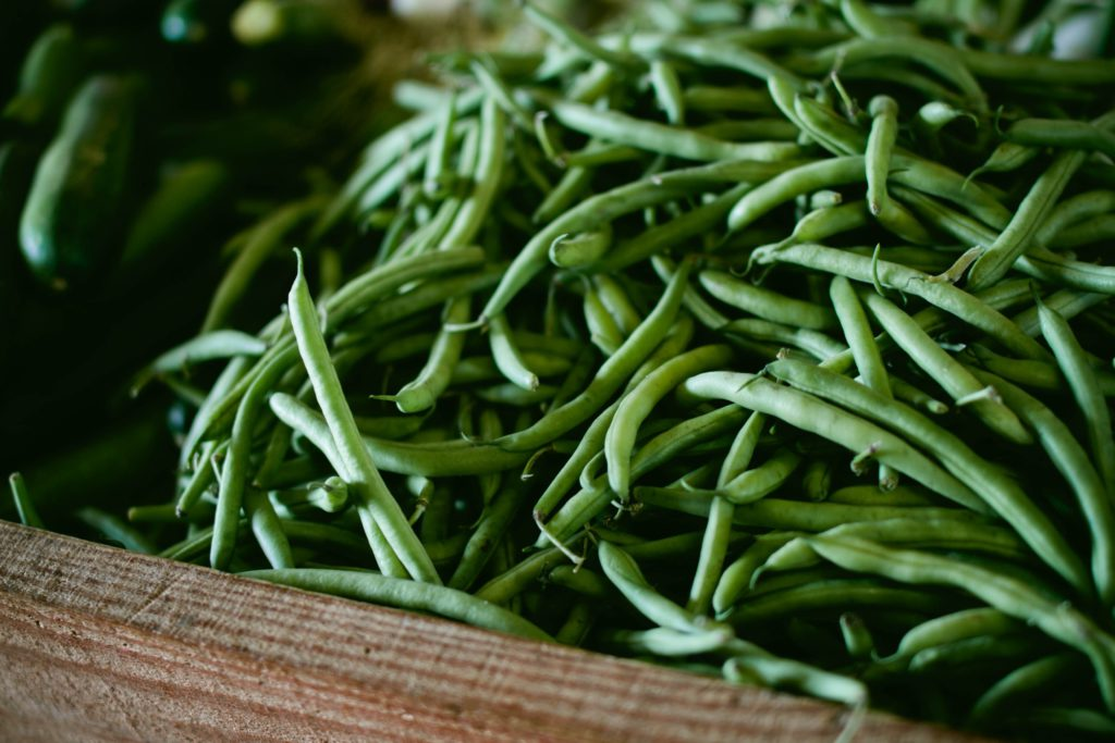 green beans low carb